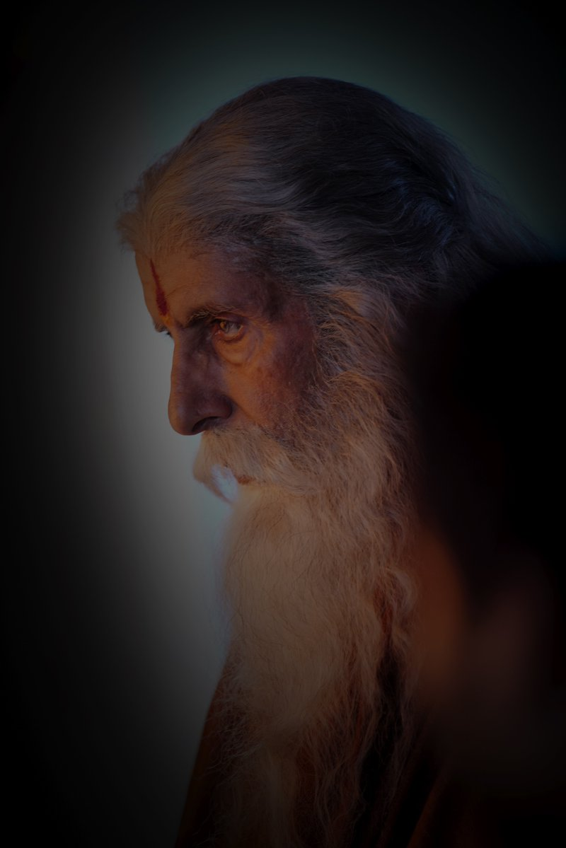 Megastar Amitabh Bachchan Motion Teaser